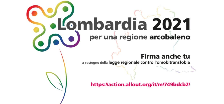 Lombardia 2021. Per una regione arcobaleno